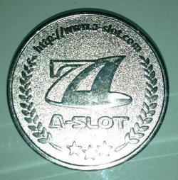 新品 Aスロット コイン